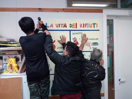 Laboratori a scuola Associazione Terra Verde