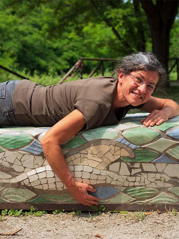 Silvia Associazione Terra Verde