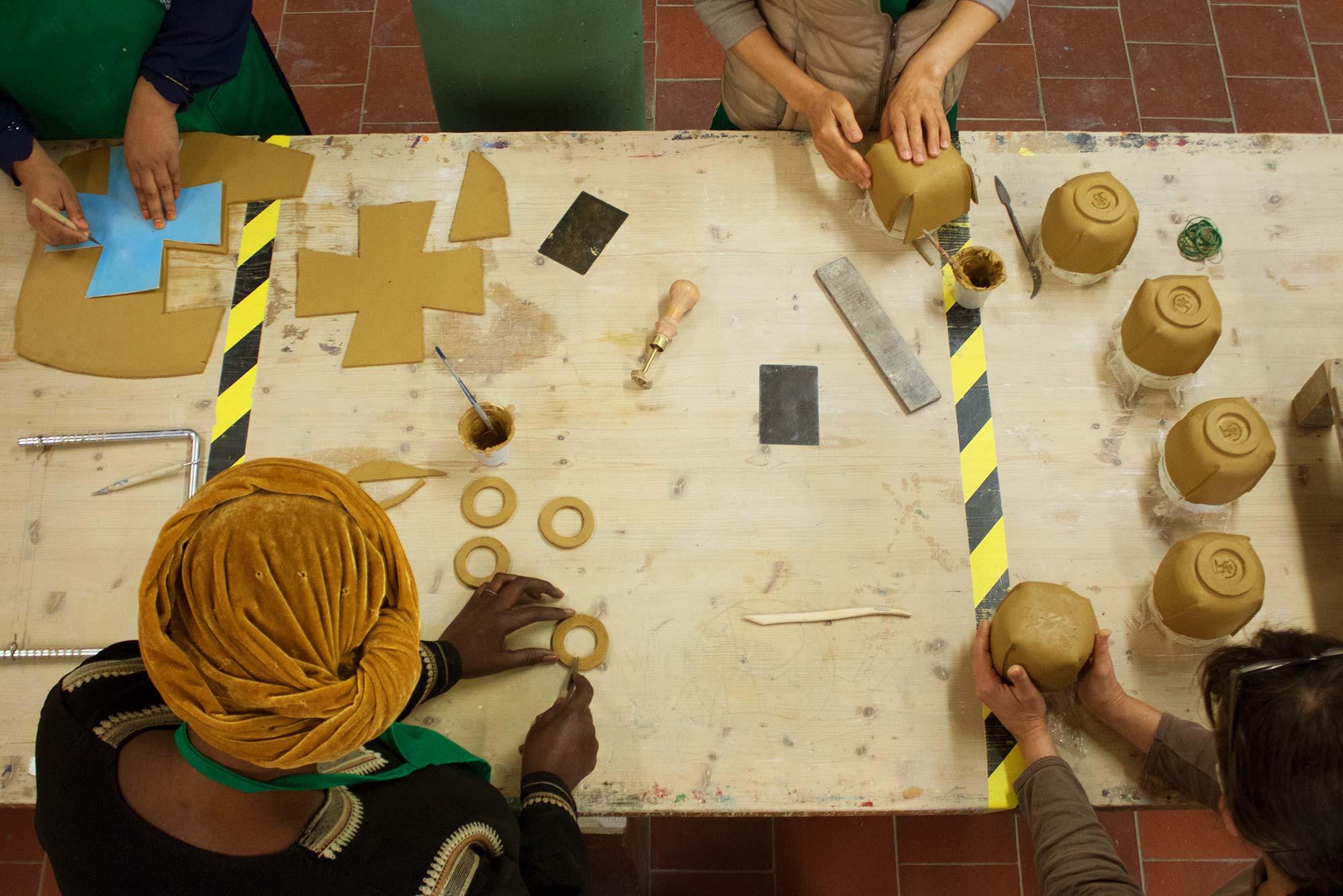 Associazione Terra Verde   Laboratorio di Artigianato Sociale